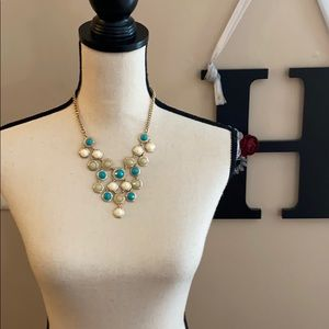 Teal Necklace NWT
